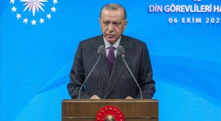 Erdogan: Pernyataan Macron tentang Islam Sebuah Provokasi Berbahaya