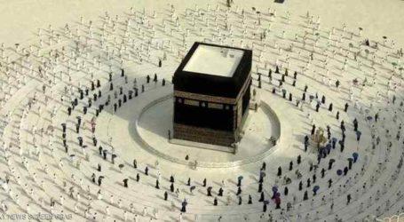 1,5 Juta Jamaah Umrah Kunjungi Masjidil Haram Sejak Awal Ramadhan