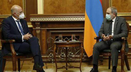 Yunani Dukung Proses Negosiasi Konflik di Nagorno-Karabakh