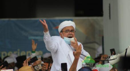 MER-C Bantah Keluarkan Hasil Swab Habib Rizieq yang Viral