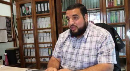 Polisi Israel Culik Direktur Pusat Kearsipan Masjid Al-Aqsa