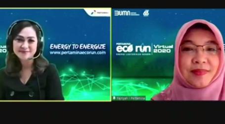 Eco Run Virtual Pertamina 2020 Digelar Dengan Konsep Berbagi