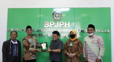 BPJPH-PINBAS MUI Kolaborasi Percepatan Sertifikasi Halal Bagi UMK