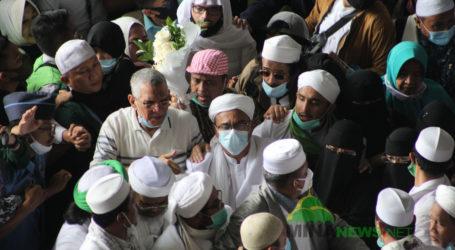 Sidang HRS Dilanjutkan, Habib Cecar Para Saksi