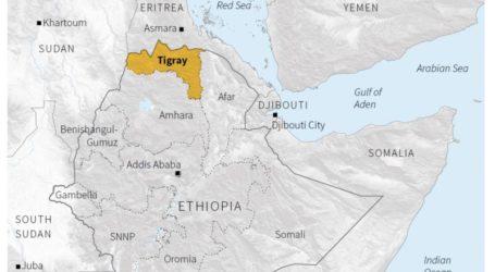 Konflik Tigray: PBB Seru Buka Akses ke Empat Kamp Pengungsi