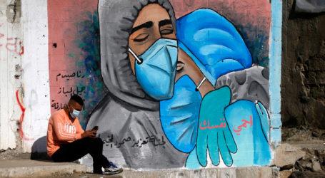 Gelombang COVID-19 Melonjak, Palestina Terapkan Lock Down di Tepi Barat