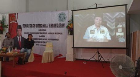 HNW: Yang Salah Mengartikan Islam dan Indonesia Perlu Dituntun.