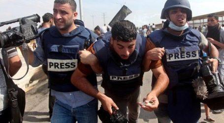 Israel Bunuh 46 Jurnalis Palestina Sejak Tahun 2000