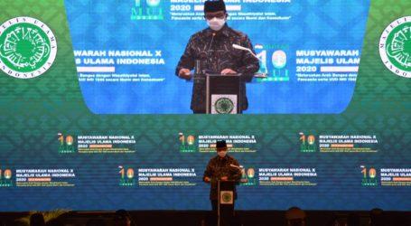 Gubernur Anies: Munas X MUI Jadi Contoh Disiplin Prokes
