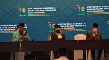 Ma'ruf Amin Jadi Ketua Dewan Pertimbangan MUI 2020-2025