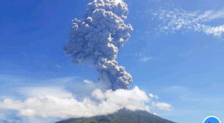 Erupsi Gunung Ili Lewotolok, Sebanyak 2.782 Jiwa Mengungsi