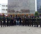 STAI Al-Fatah Ikuti Latihan Gabungan Resimen Mahasiswa