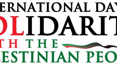 Hari-Hari Penting dan Bersejarah Bagi Palestina di Bulan November