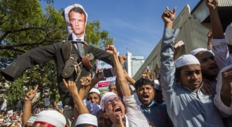 Intelektual Iran Sebut Prancis Kembali ke Jalur Kekerasan