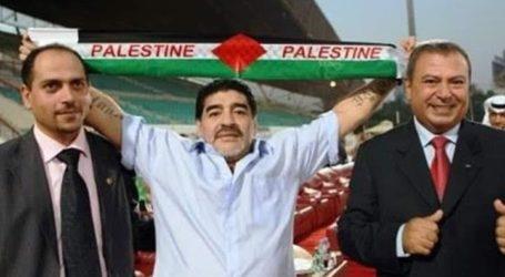 Maradona: Dalam Hati Saya, Saya Orang Palestina