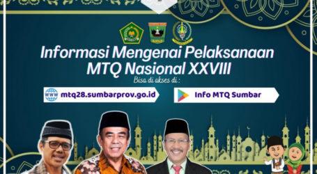 Jelang MTQ Nasional, Diskominfo Pemprov Sumbar Rilis Panduan Bagi Kafilah