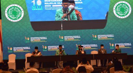 Susunan Lengkap Dewan Pimpinan Harian MUI 2020-2025