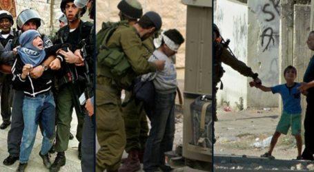 Trauma Mendalam Anak-Anak Palestina Karena Perlakuan Pendudukan Israel