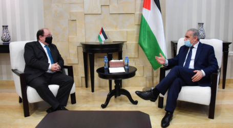 PM Palestina Seru Uni Eropa Ambil Langkah Serius terhadap Pemukim Yahudi