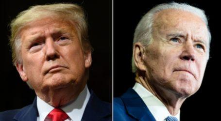Biden Unggul Sementara dalam Pemilu AS