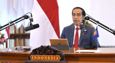 Presiden Jokowi: ASEAN Harus Solid Hadapi Rivalitas China dan AS