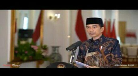 Presiden Jokowi Buka Munas MUI Ke-X