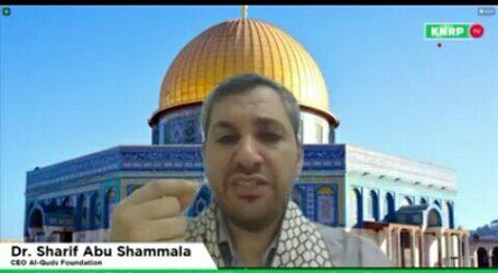 Abu Shammala: Resolusi PBB 181Jadi Senjata Israel Legalkan Perampasan Tanah Palestina