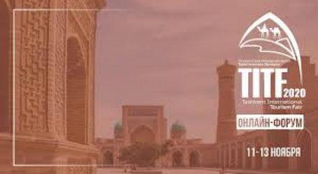 Pameran Pariwisata Internasional Tashkent akan Digelar Secara Virtual