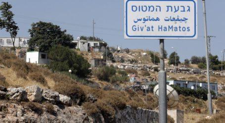 Liga Arab Tolak Proyek Pembangunan Pemukiman Israel di Yerusalem