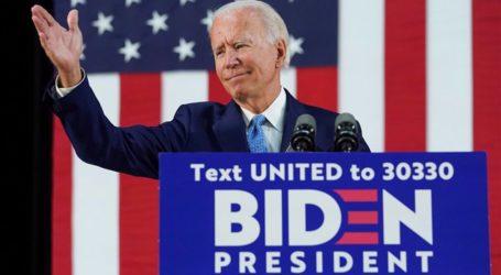Joe Biden Menang Pemilu AS Usai Unggul di Pennsylvania