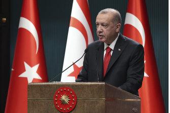 Erdogan: Kami Hendak Pulihkan Persatuan dengan Mesir