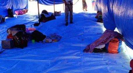 PMI Evakuasi Warga Erupsi Gunung Ile Lewotolok
