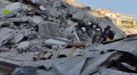 Gempa di Izmir Turki, 51 Tewas, 900 Terluka