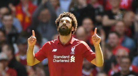 Bintang Liverpool, Mohamed Salah Positif COVID-19