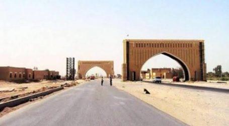 Saudi-Irak Umumkan Buka Perbatasan Jadidah-Arar