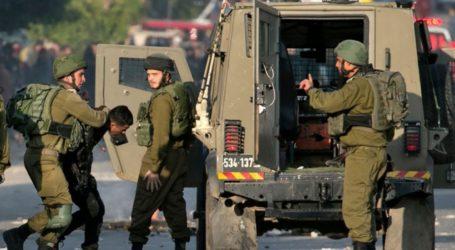 Israel Tangkap 17 Warga Sipil Palestina Saat Waktu Fajar