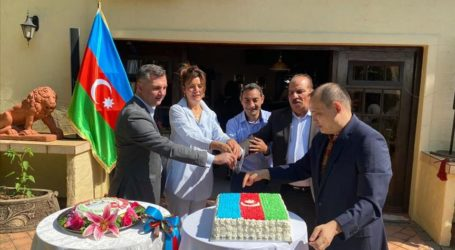 Kedubes Azerbaijan di Afsel Rayakan Kemenangan Nagorno-Karabakh