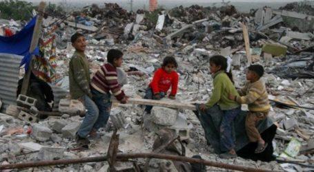 Tidak Ada Masa Kecil Bagi Anak-Anak Gaza yang Diblokade