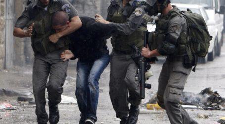 Israel Tangkap 12 Warga Palestina, Termasuk Tahanan yang Baru Bebas