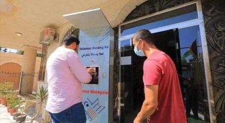 Muslimah Palestina Buat Mesin Sterilisasi Multifungsi Pantau Penderita Covid-19