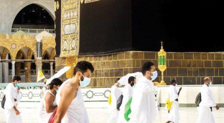 Sekitar 10 Ribu Jamaah Umrah Mancanegara Tiba di Saudi