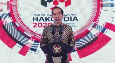 Jokowi : Pendidikan Kunci Penting Ciptakan Generasi Penerus Anti Korupsi