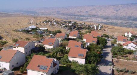 Israel Setujui Empat Proyek Besar di Tepi Barat