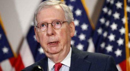 Pemimpin Senat Republik Ucapkan Selamat atas Kemenangan Biden