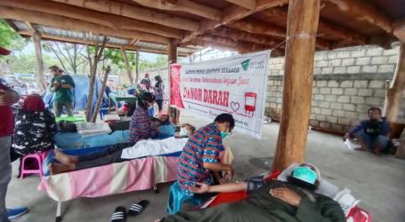 Semangat Humanesia, DD Volunteer Lampaui Target 1.000 Kantong Darah Donor