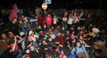 Aksi Demo Tuntut Netanyahu Mundur Memasuki Pekan ke-27
