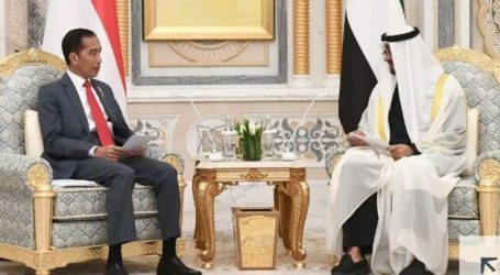 Indonesia-UAE Genjot Kerja Sama Ekonomi