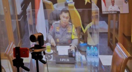 Gubernur DKI-Kapolda Metro Jaya Komitmen Kolaborasi Bersama Penegakan Protokol Kesehatan