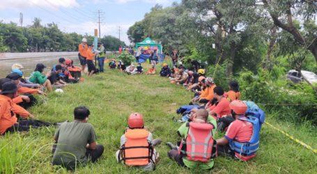Ukhuwah Al-Fatah Rescue Ikuti Pelatihan Penyelamatan Dalam Air