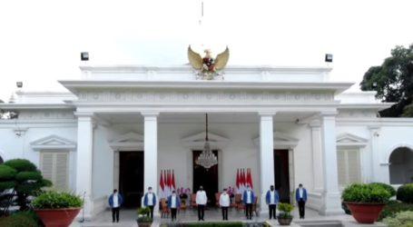 Presiden Jokowi Reshuffle Enam Menteri di Kabinet Indonesia Maju